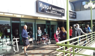 Muscle Mechanics gym
