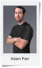 Muscle Mechanics Personal Trainer Adam Parr