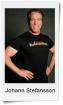Muscle Mechanics Personal Trainer Johann Stefansson