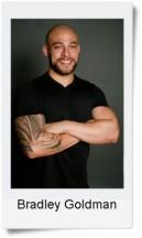 Muscle Mechanics Personal Trainer Bradley Goldman